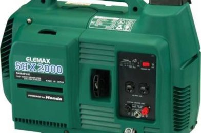 Plus Minus Genset Portable Inverter Honda